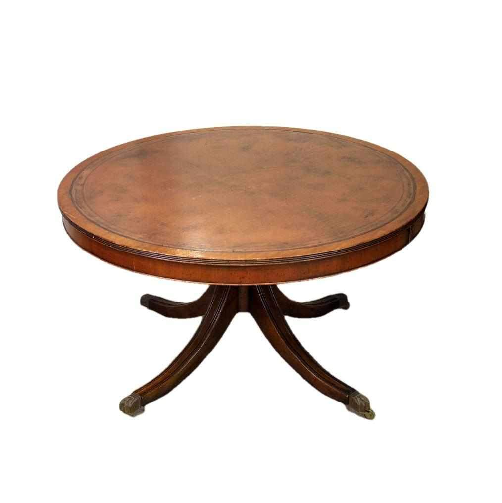 Reproduction Antique Mahogany Coffee Table-Origin Antiques