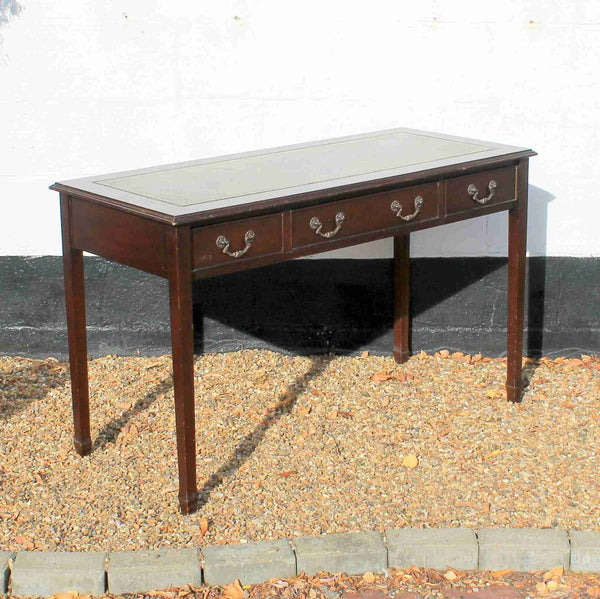 Reproduction Antique Mahogany Writing Table-Origin Antiques