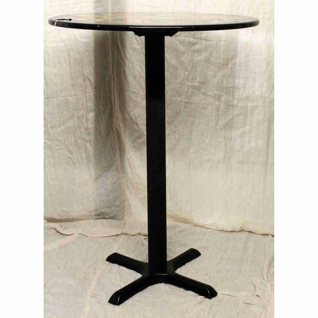 Round Decorative Bistro Table-Origin Antiques