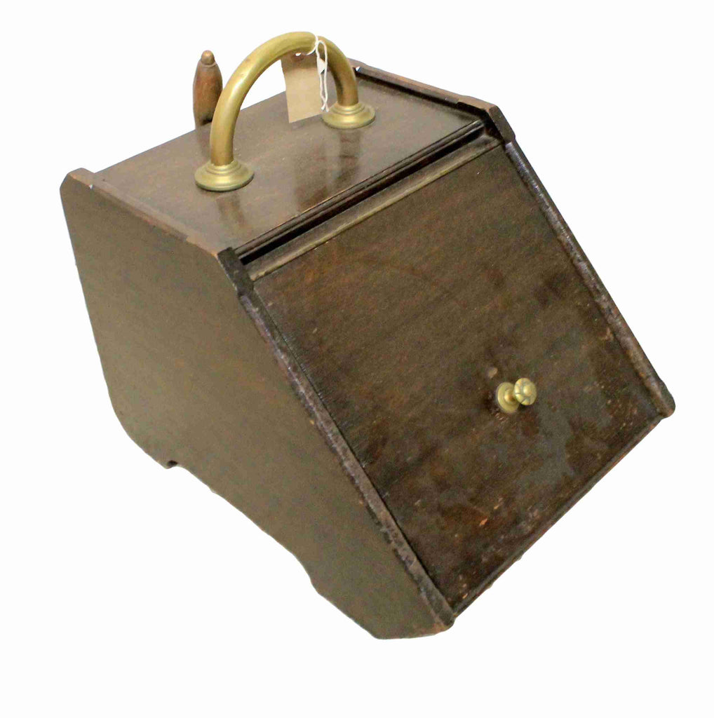 Vintage Coal Scuttle-Origin Antiques