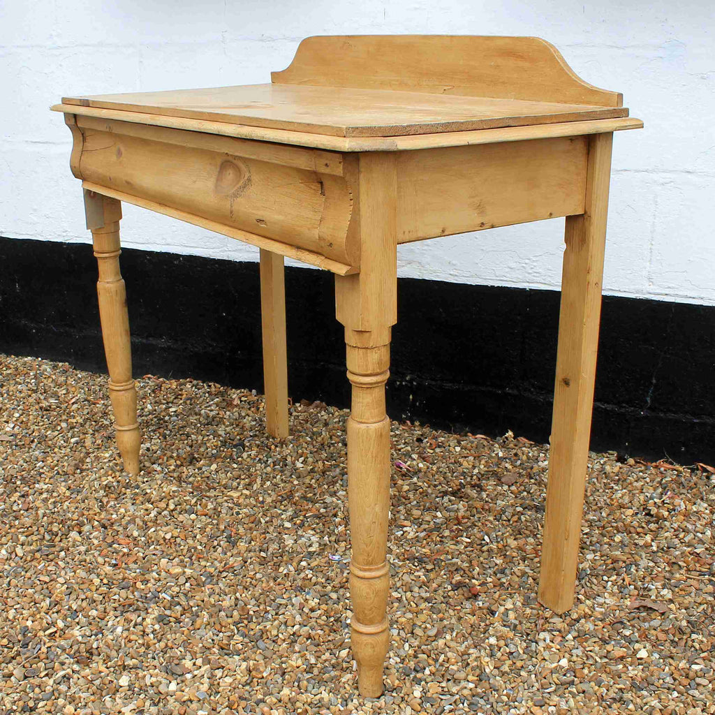 Vintage Pine Dressing Table-Origin Antiques
