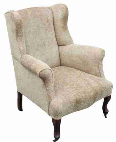 Wing Back Armchair-Origin Antiques