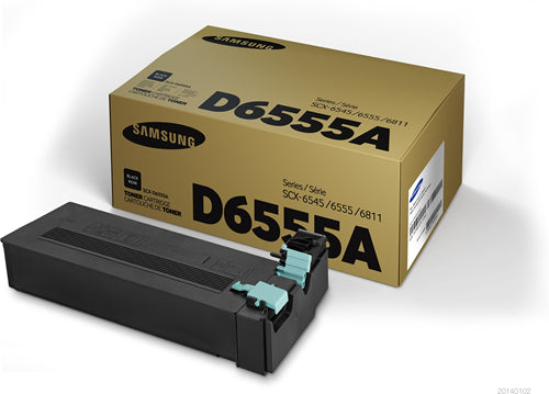 SCX-D6555A Black Toner Cartridge