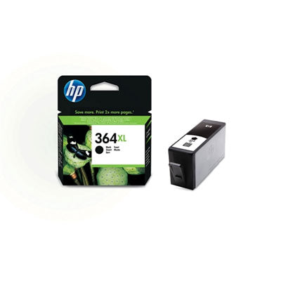 HP 364XL Black Ink Cartridge 550 pages 14 pl