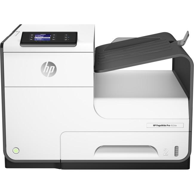 HP PageWide Pro 452dw Printer US/Canada - English French and Spanish