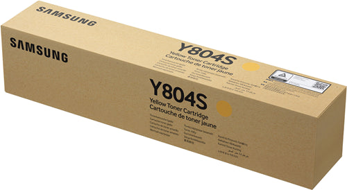 Samsung CLT-Y804S Yellow Toner Cartridge 15000 pages