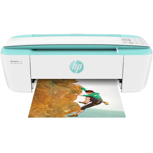 HP DeskJet 3755 All-in-One Printer US/Canada - English French and Spanish