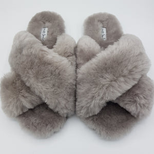 ESMEE SHEEPSKIN SLIPPER
