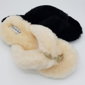 ISLA SHEEPSKIN SLIPPER