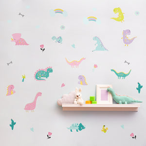 Dinosaurs Removable Wall Stickers