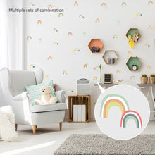Load image into Gallery viewer, Rainbow Removable Wall Sticker Wall Decal
