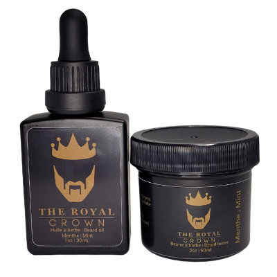 [The Royal Crown] Beard Collection