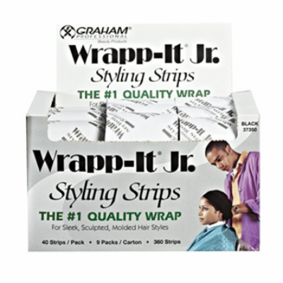Wrapp-It Jr. Styling Strips