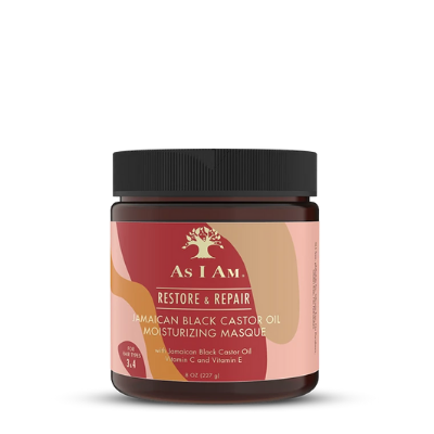 [As I Am] Jamaican Black Castor Oil Moisturizing Masque