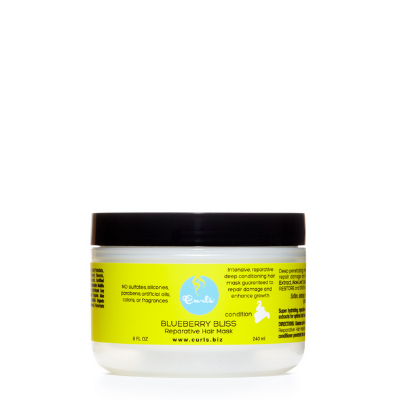 [Curls]  Blueberry Bliss Reparative Hair Mask