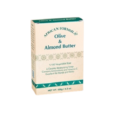 [African Formula] Olive & Almond Butter Soap