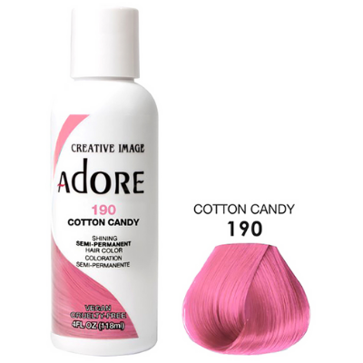 [Adore] Semi Permanent Hair Color - Cotton Candy (190)