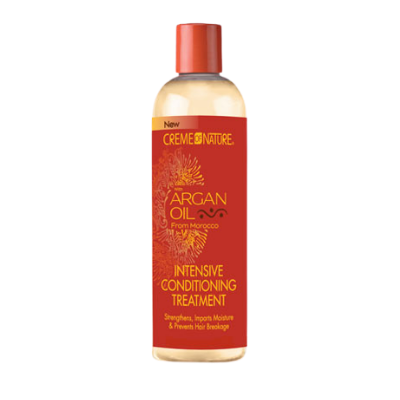 [Creme of Nature] Argan Oil Intensive Conditioning Treatment