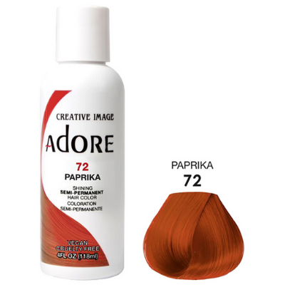 [Adore] Semi Permanent Hair - Paprika (72)