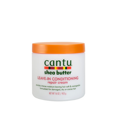 [Cantu] Shea Butter Leave-in Conditioning Repair Cream