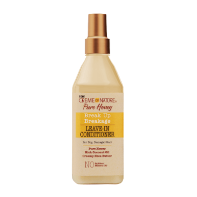[Creme of Nature] Pure Honey Leave-In Conditioner