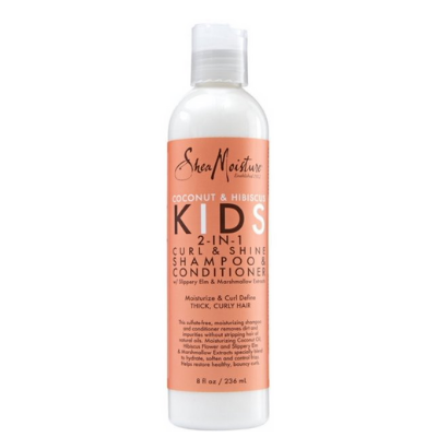 [Shea Moisture Kids]  2-in-1 Shampoo/Conditioner