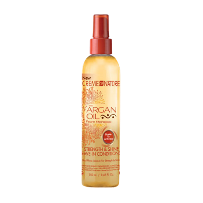 [Creme of Nature] Argan Oil Leave-In Conditioner