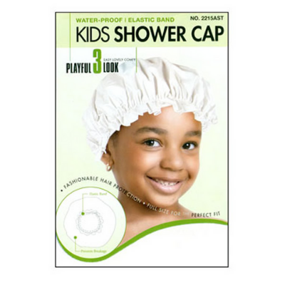 Shower Cap (Assorted) - Kids