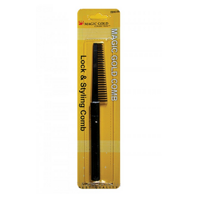 Lock & Styling Double Fish Comb