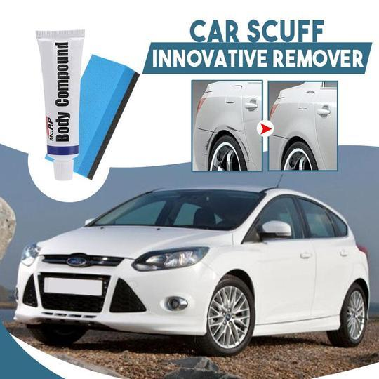 Innovative Car Scuff Remover