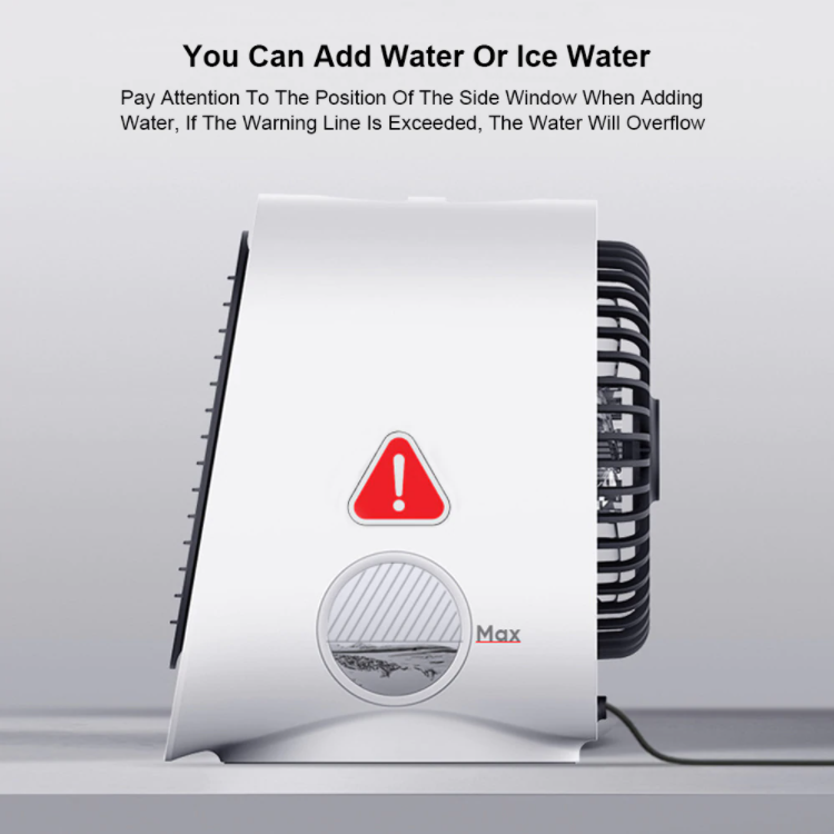 Portable Water-Cooled Air Conditioner