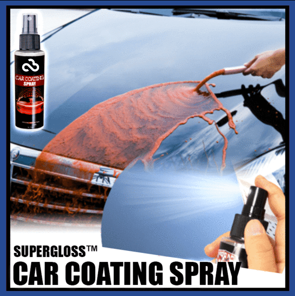 Superior Car Coating Spray 【Hot Sale 50% OFF】