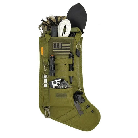 Tactical Stocking (70% OFF BLACK FRIDAY)