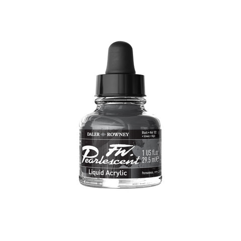 FW Pearlescent Acrylic Ink 1 oz