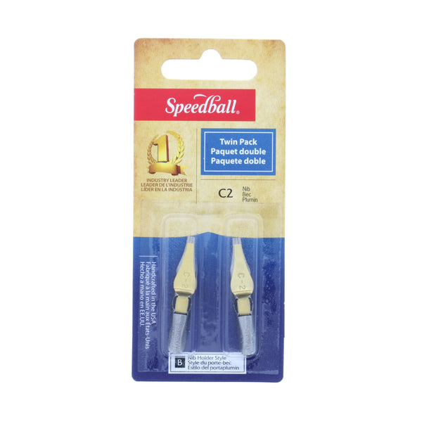 Speedball C-Series Nibs