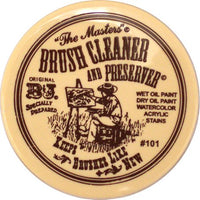 "B&J  ""The Masters"" Brush Cleaner and Preserver"