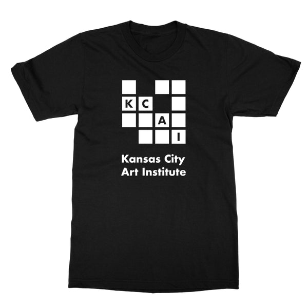 KCAI | Logo T-Shirt | Black