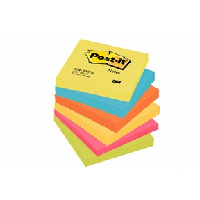 Post-it Notes 76x76 Energetic (6)