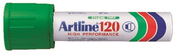 Permanent Marker Artline 120 20.0 green
