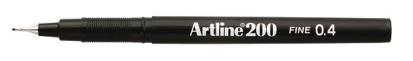 Fineliner Artline 200 black