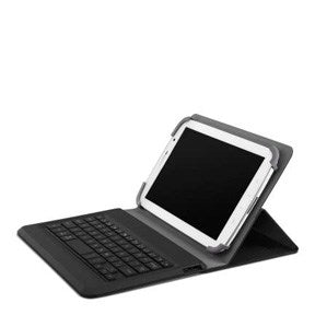 Keyboard W/Case - Black/Black