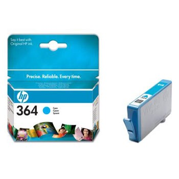 No364 cyan ink cartridge
