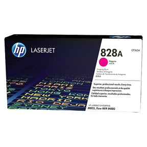 Color LaserJet 828A magenta drum