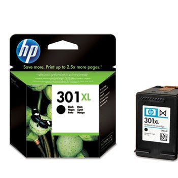 No301 XL black ink cartridge