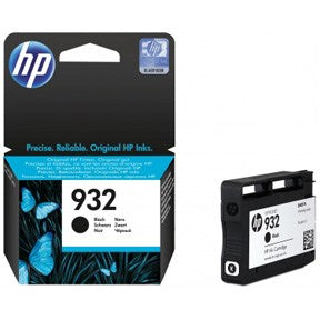 No932 black Officejet ink cartridge