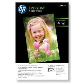 10x15 Everyday Glossy Photo 200g (100)