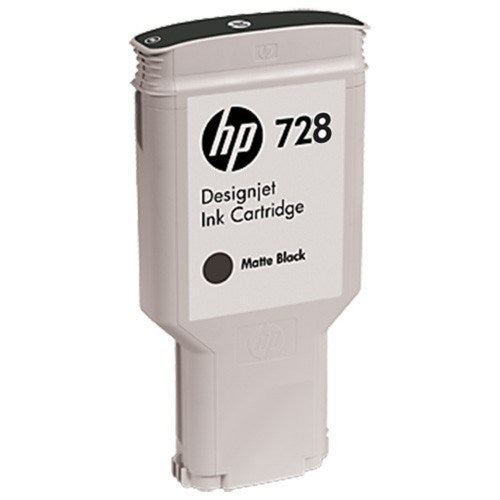 No728 Black ink cartridge 300ml