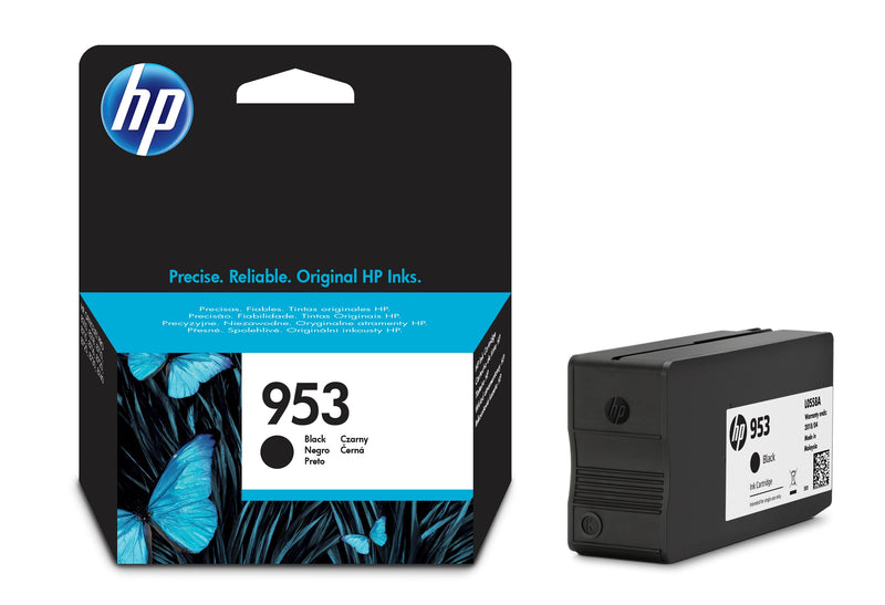 No953 black ink cartridge