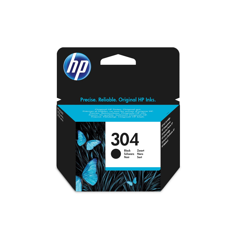 No304 black ink cartridge