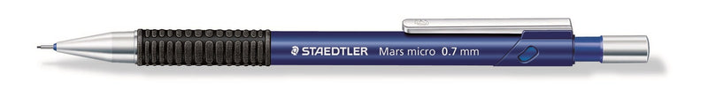 Mechanical pencil Mars Micro 0,7mm blue